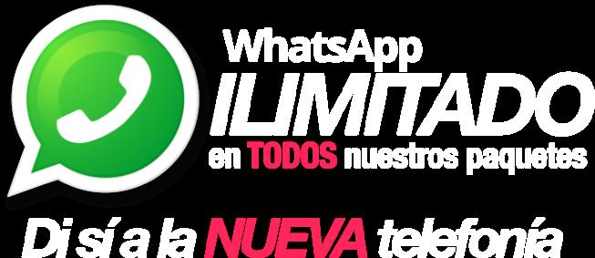 Bienvenido A Her Mobile Paquetes De Prepago Con Whatsapp Ilimitado